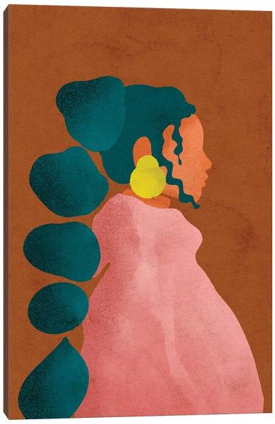 Kel Canvas Art Print