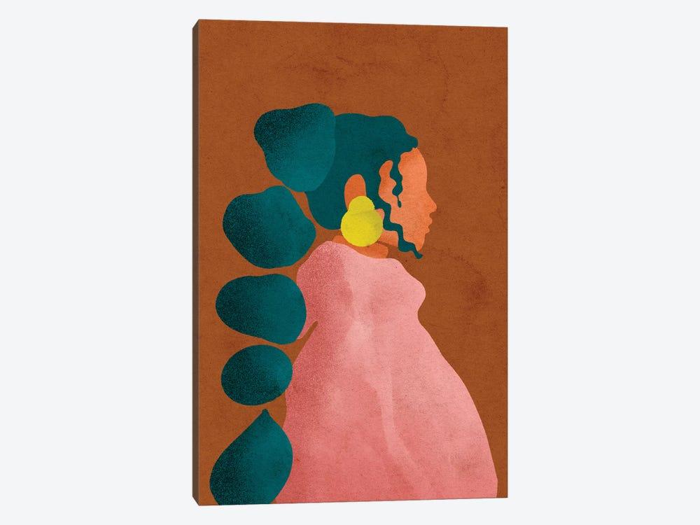 Kel by Reyna Noriega 1-piece Canvas Wall Art