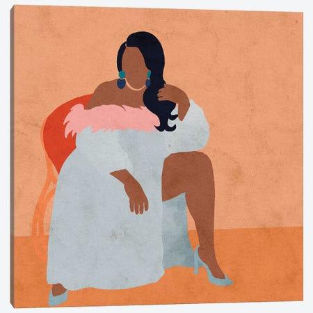 Lizzo 3-Piece Canvas #NRE27} by Reyna Noriega Canvas Artwork