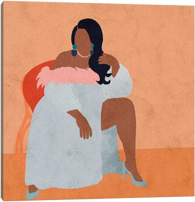 Lizzo Canvas Art Print