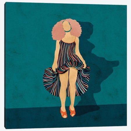 Blake Canvas Print #NRE2} by Reyna Noriega Canvas Art Print