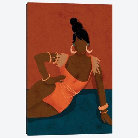 Nelly Canvas Print #NRE36} by Reyna Noriega Canvas Art Print