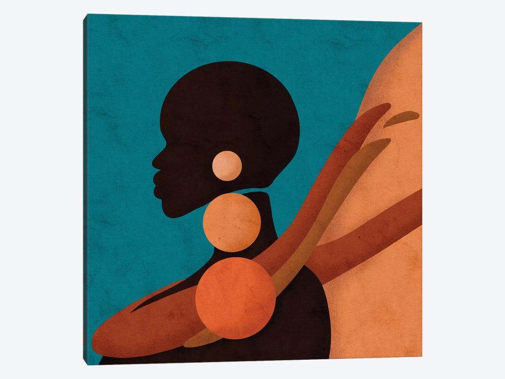 Nya by Reyna Noriega 1-piece Canvas Art Print