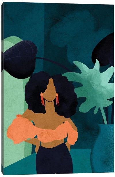 Reyna Canvas Art Print