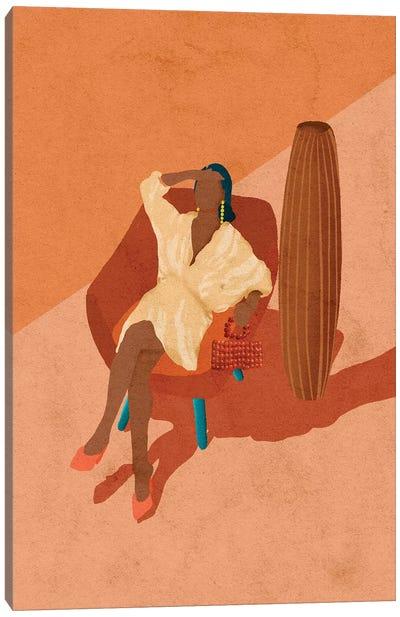 Sarai Canvas Art Print