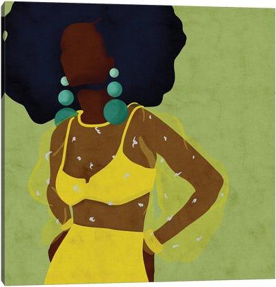 Sheeva Canvas Art Print