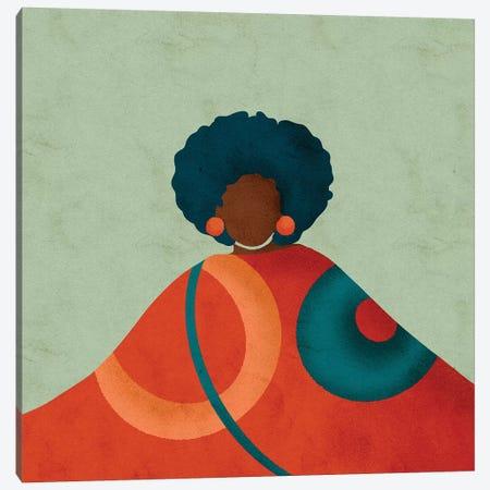 Shelley Canvas Print #NRE48} by Reyna Noriega Art Print