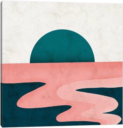 Sol Canvas Art Print