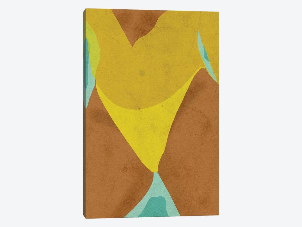 Body Positive by Reyna Noriega 1-piece Art Print
