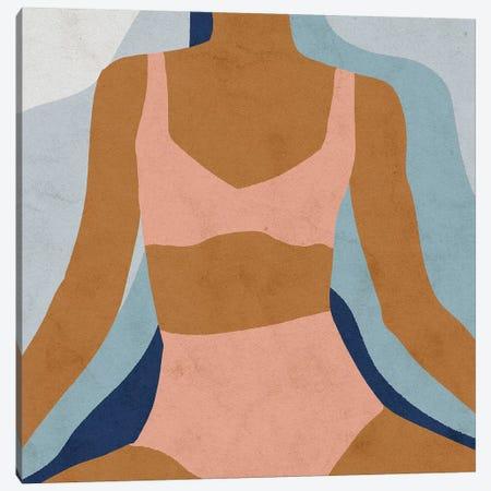 Undies Canvas Print #NRE53} by Reyna Noriega Canvas Artwork