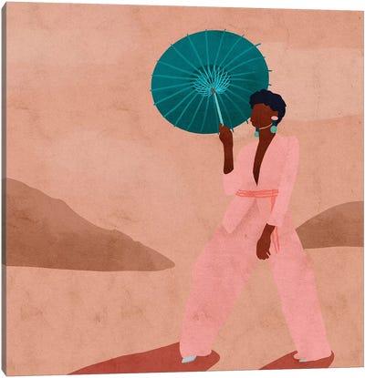 Afrikanaa Canvas Art Print
