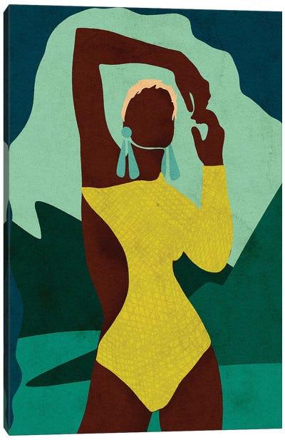 Citronella Canvas Art Print