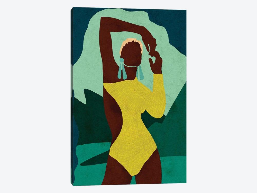 Citronella by Reyna Noriega 1-piece Canvas Art