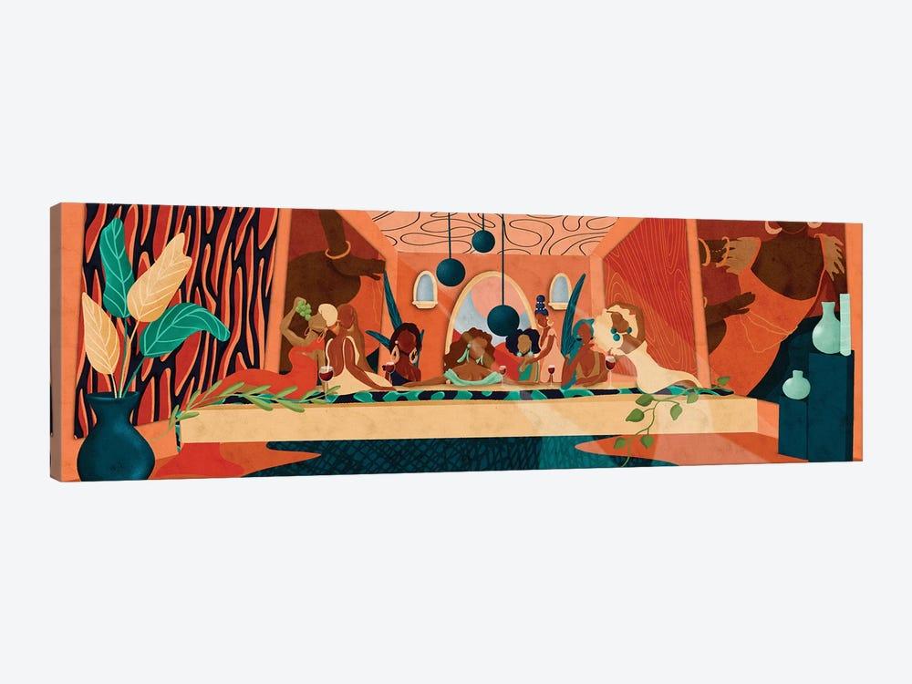 Last Supper by Reyna Noriega 1-piece Canvas Artwork