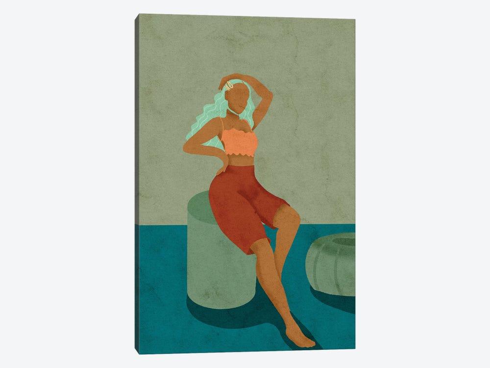 Lulu  by Reyna Noriega 1-piece Art Print