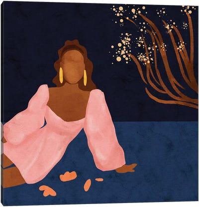Tati Canvas Art Print