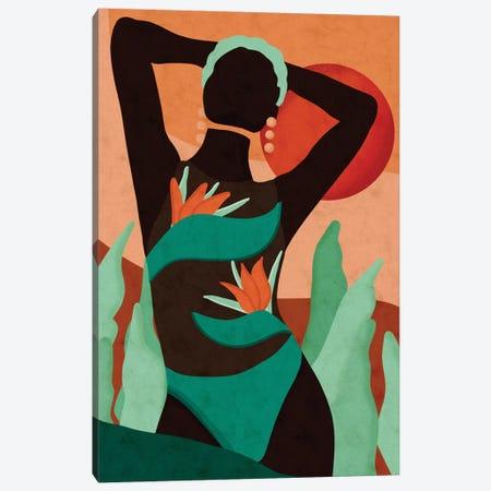 Esperanza Canvas Print #NRE66} by Reyna Noriega Canvas Art