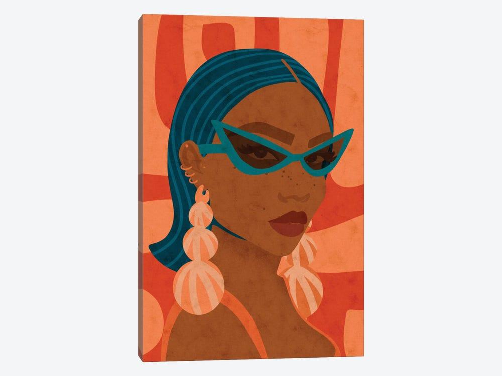 Shady by Reyna Noriega 1-piece Canvas Art