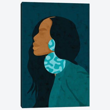 Cheryl Canvas Print #NRE69} by Reyna Noriega Canvas Art Print