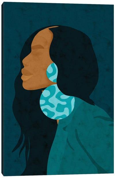 Cheryl Canvas Art Print