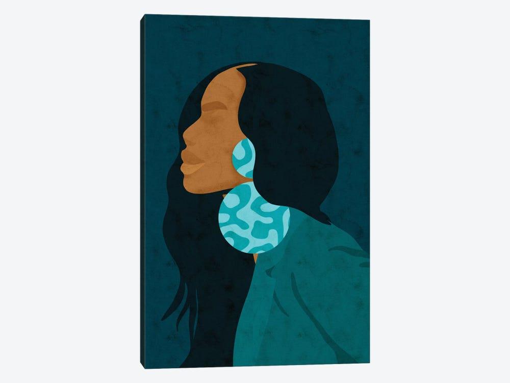 Cheryl by Reyna Noriega 1-piece Canvas Artwork