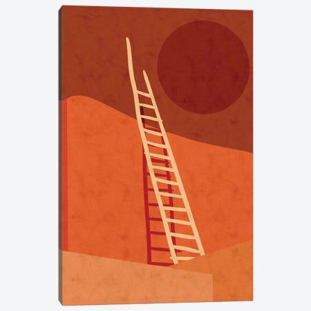 Desert Canvas Print #NRE71} by Reyna Noriega Canvas Art
