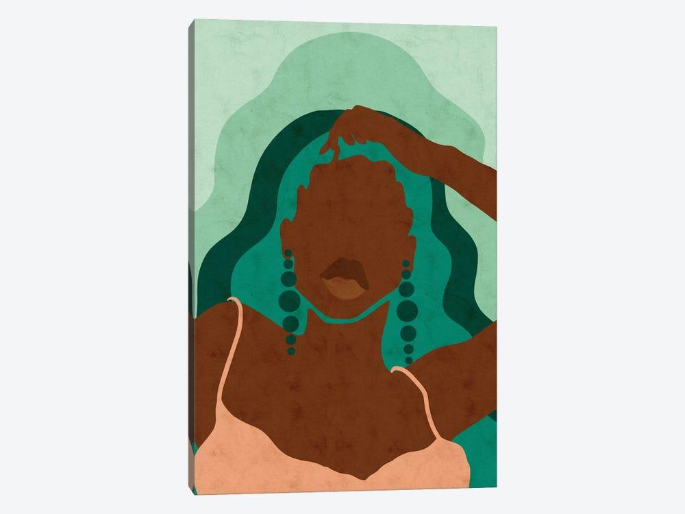 Emerald by Reyna Noriega 1-piece Canvas Wall Art