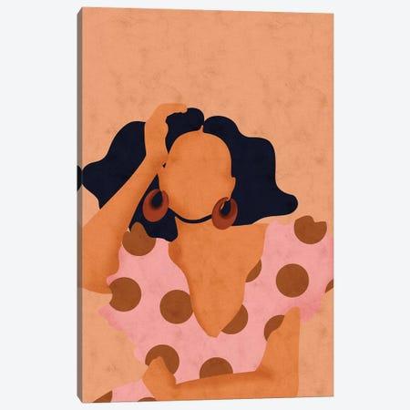 Luisa Canvas Print #NRE74} by Reyna Noriega Art Print