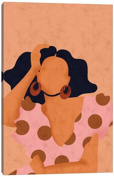 Luisa Canvas Art Print