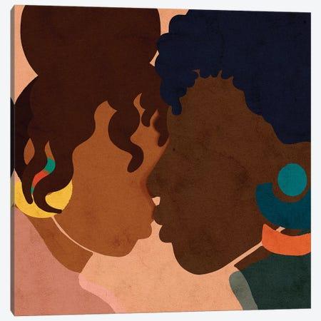 Close Canvas Print #NRE7} by Reyna Noriega Canvas Art