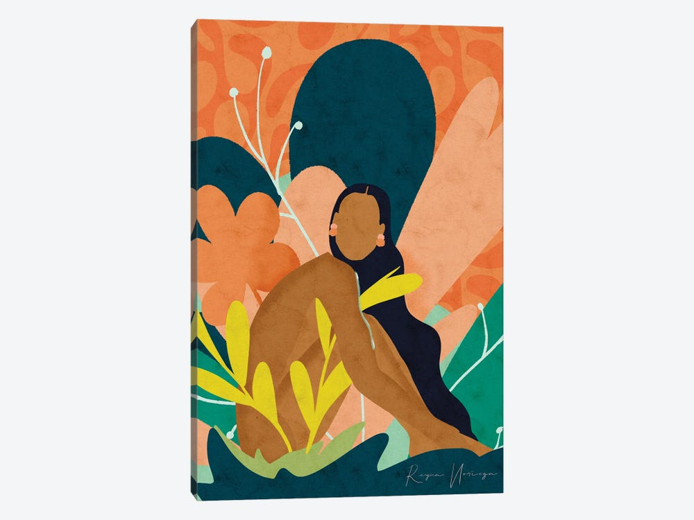 In Bloom Cover by Reyna Noriega 1-piece Art Print