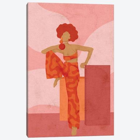 Lorena Canvas Print #NRE83} by Reyna Noriega Canvas Art Print