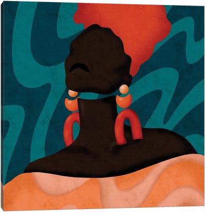 Sonya Canvas Art Print