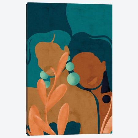 Comfort Canvas Print #NRE8} by Reyna Noriega Art Print