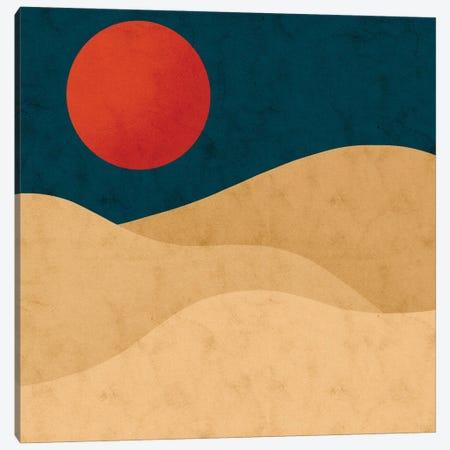 Sahara Canvas Print #NRE99} by Reyna Noriega Canvas Artwork
