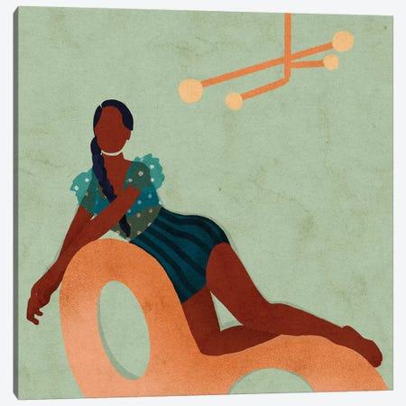 Courtni Canvas Print #NRE9} by Reyna Noriega Canvas Art Print