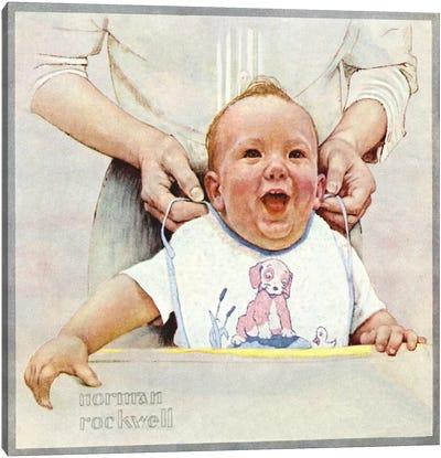 Enjoyment Canvas Print #NRL215