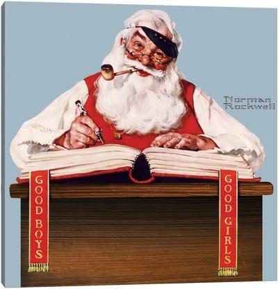 No Christmas Problem Now Canvas Print #NRL253