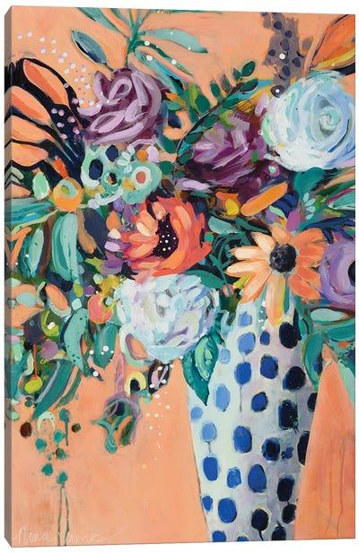 Blooming in Sunshine II Canvas Art Print