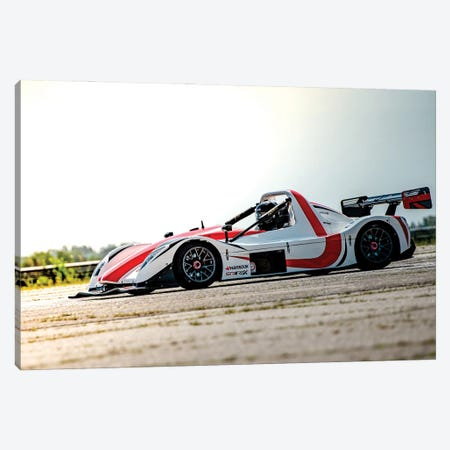 Formula 1 Hancock Canvas Print #NRV166} by Nik Rave Canvas Wall Art