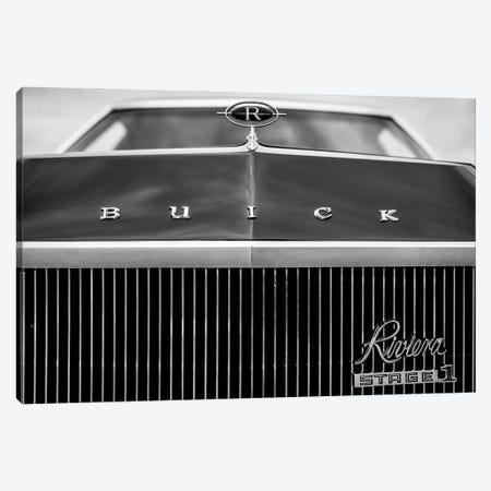 Buick Reviera Canvas Print #NRV244} by Nik Rave Canvas Print