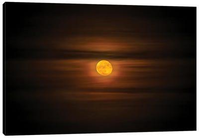 Epic Moon Canvas Art Print