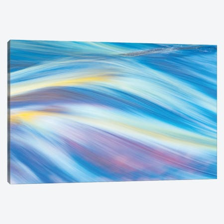 A Motion Of An Ocean Canvas Print #NRV436} by Nik Rave Canvas Wall Art