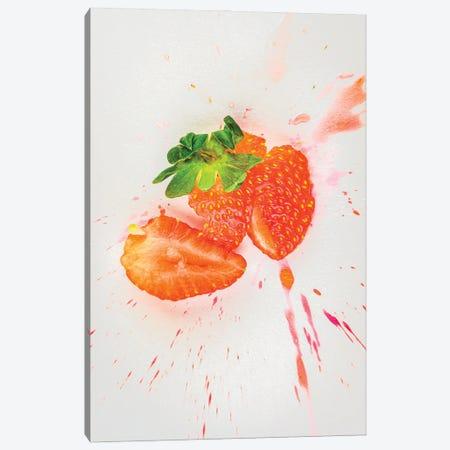 Bon Appétit Canvas Print #NRV447} by Nik Rave Canvas Art Print