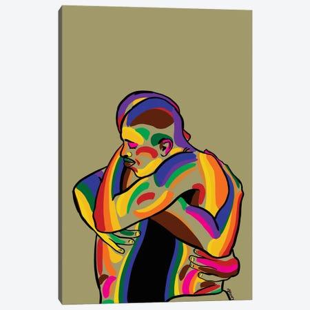 Love Is Love Canvas Print #NRX23} by NoelleRx Canvas Art
