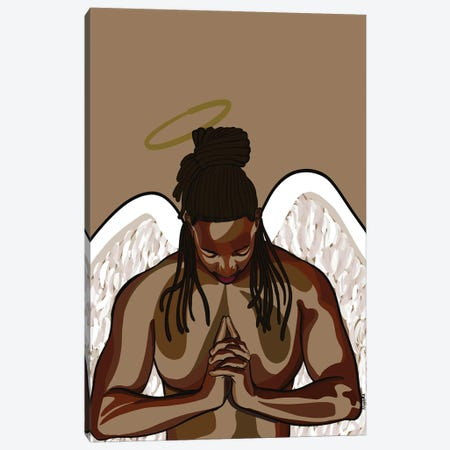 Angel I Canvas Print #NRX28} by NoelleRx Canvas Artwork