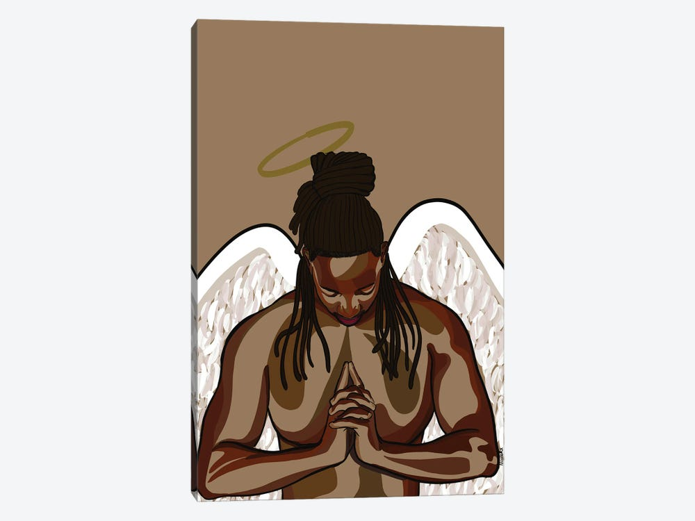 Angel I by NoelleRx 1-piece Art Print