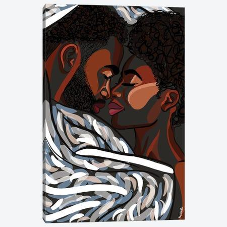 Love In The Dark Canvas Print #NRX45} by NoelleRx Canvas Print