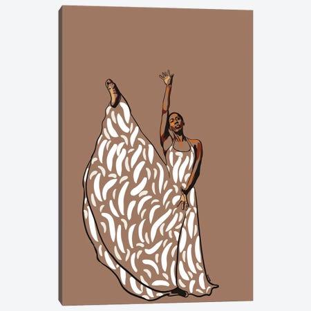 Judith Jamison Canvas Print #NRX56} by NoelleRx Canvas Wall Art