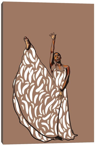 Judith Jamison Canvas Art Print